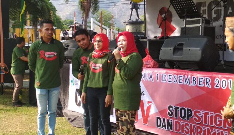 Pengidap AIDS Gorontalo