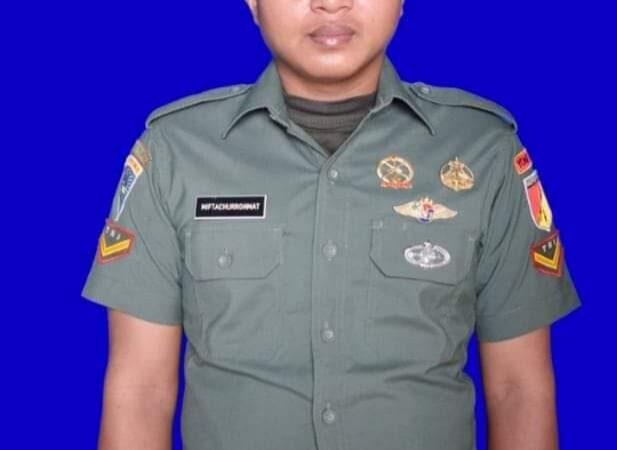 TNI Bendera Setengah Tiang