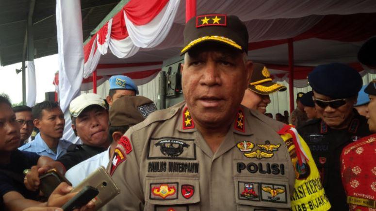 TNI Tewas ditembak