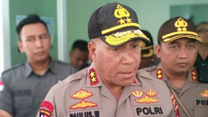 Brimob Gugur di Papua