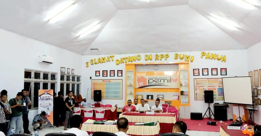 KPU Provinsi Gorontalo
