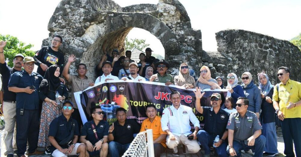 Kadispar Jws Bagian Dari Program Promosi Wisata Gorontalo Read Id