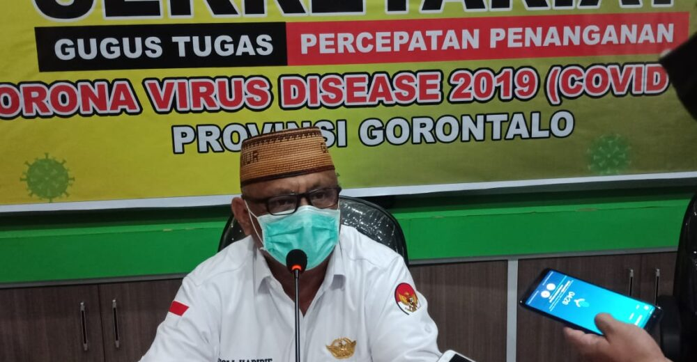 Gorontalo Positif COVID-19