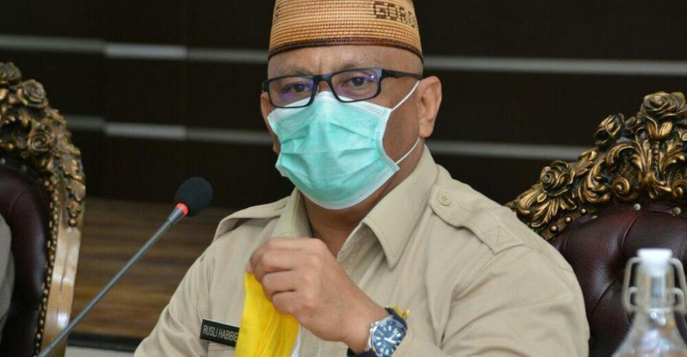 Fitnah Gubernur Gorontalo