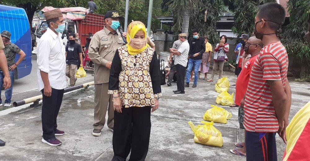 Sembako Sopir Angkot