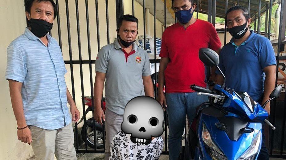 Gorontalo Residivis Curanmor