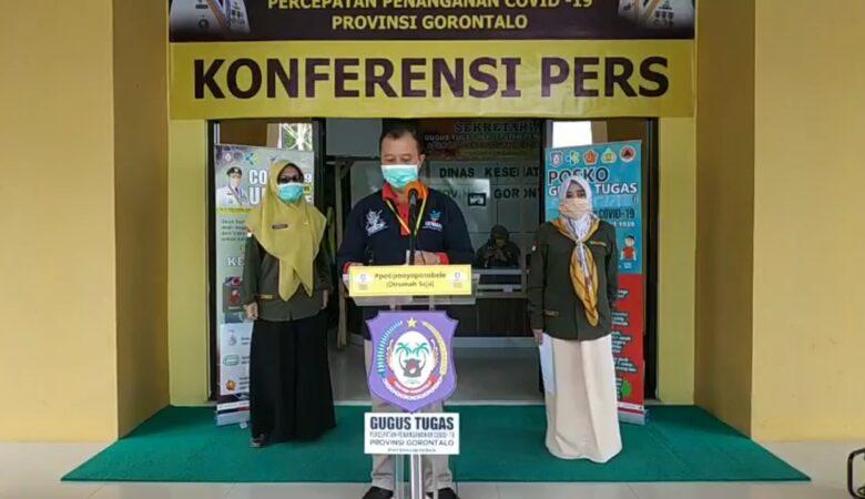 Pasien Sembuh Gorontalo