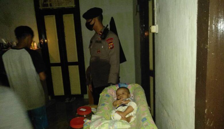Bayi Korban Banjir