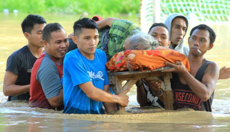 Korban Banjir Gorontalo