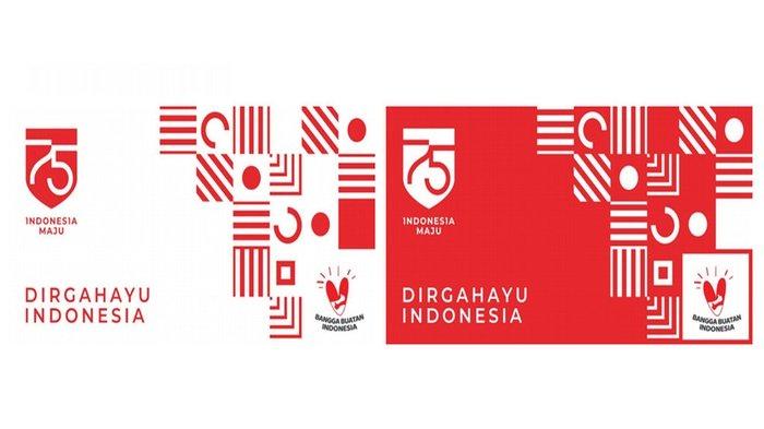 Logo HUT ke-17 RI