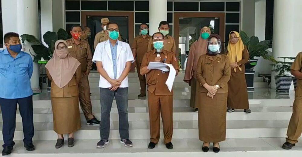 Pejabat Gorontalo Covid-19