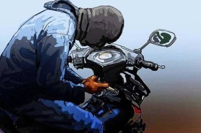 Pencurian Motor