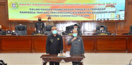 Pertanggungjawaban APBD