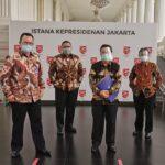 Rektor Universitas Negeri Gorontalo Diundang Presiden Jokowi ke Istana