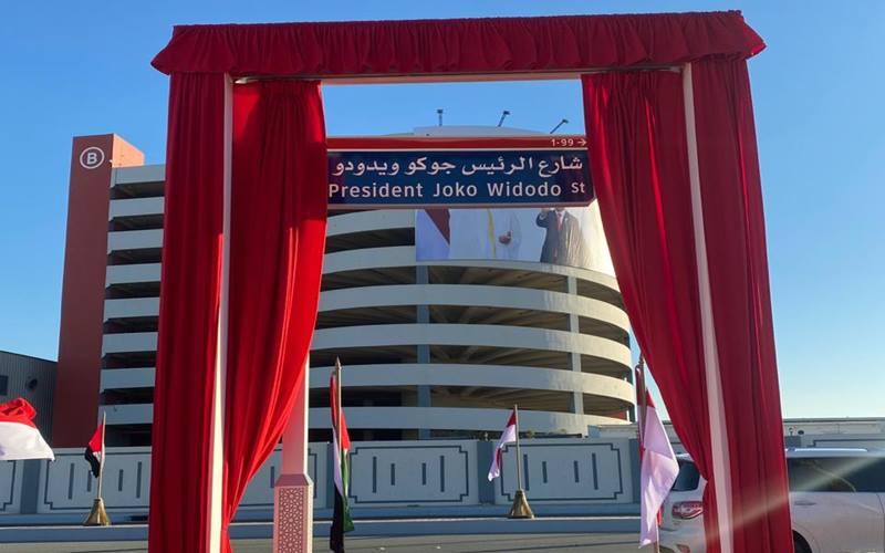 Nama Presiden Joko Widodo