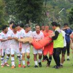 Diduga Serangan Jantung Saat Main Bola, Ricky Jacob Meninggal Dunia