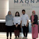 Peserta Didik LKP Prestasi Diterima Magang di Hotel Maqna Gorontalo