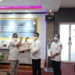 KPU Provinsi Gorontalo Kembali Dapat Bantuan APD dari BIN