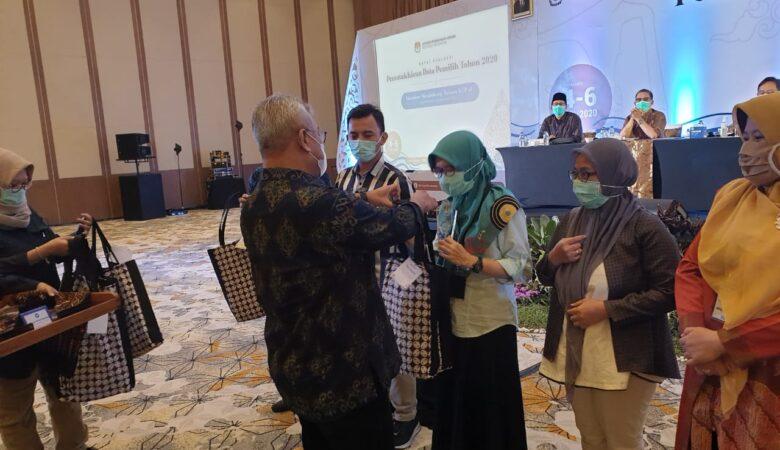 KPU Kota Gorontalo Pengelolaan data Pemilih