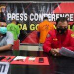 Seorang Kepala Desa di Gorontalo Terciduk Saat Transaksi Narkoba