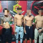 4 Pemuda Tersangkut Kasus Cekoki Miras Ke Bayi Terancam 10 Tahun Penjara