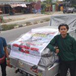 Bantu Korban Gempa Sulbar, Komunitas Pick Up di Palu Sediakan Angkutan Gratis untuk Donatur