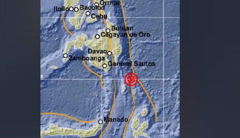 Gempa Sulut