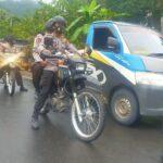 Antisipasi Penjarahan, Polisi Kawal Penyaluran Bantuan Bencana di Sulbar