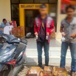 Dua Warga Penjual Merkuri Ilegal di Gorontalo Diringkus Polisi
