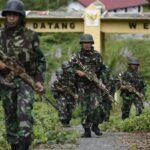 Dua Prajurit TNI Tewas Ditembak KKB di Papua