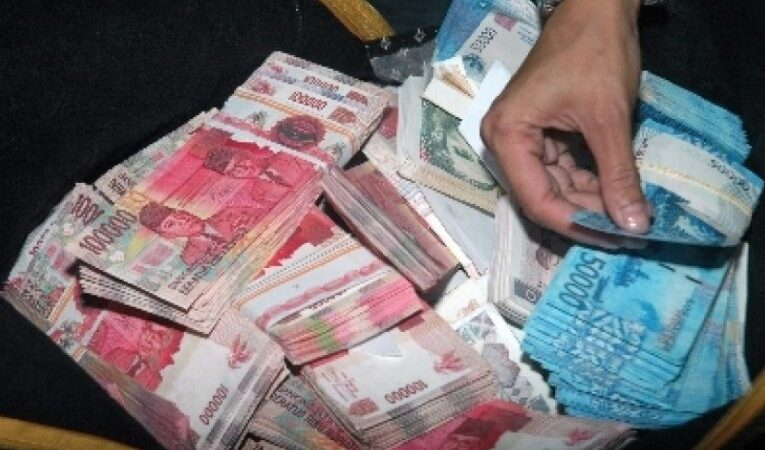 Penggadaan Uang